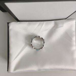 Novos produtos S925 Sterling Silver Ring Top Quality Charm Ring Anel de Alta Qualidade Casal Casal Jóias Fornecimento