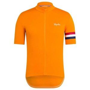 2020 라파 남자 자전거 반소매 셔츠 MEN 'S CLASSIC 국가 JERSEY 남자 사이클 유니폼 재킷
