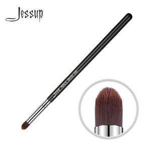 Jessup PENCIL Single Makeup Brush 1pc Concealer High Quality Professional Fiber Hair Wooden Handle Beauty Tool Pearleacent 230