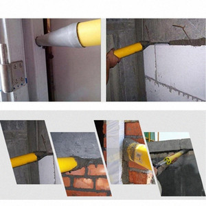 Manuel calfeutrage de la brique de brique de brique de chouage de mortier pulvérisateur d'applications Tool Tool de ciment Tool à la main Set 1ah8 #