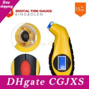 Voiture pression des pneus gauge Compteur AutoTester Gauge Tire numérique Lcd Tire Air pour Auto Auto Moto Roue nouveaux outils de diagnostic