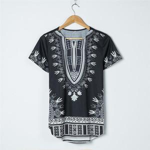 T-Shirts Sommer-beiläufige gedruckte kühlen dünnes Kurzärmlig Rundhalsausschnitt Pullover T-Shirts Mode-Männer T-Shirts Vintage Mens Designer
