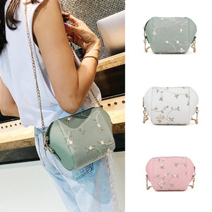 2020 new fashion Women bags Handbags Chain Casual Pearl Lace Shell Bag Handbag Crossbody Messenger Bag Casual Tote Sac Bolsa Feminina 2.18