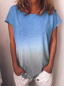 2020 New Stylish Womens T Shirt for Summer Casual Women Streetwear Tees High Quality Womens Short Sleeves T Shirts Size S-5XL