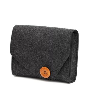 Outdoor Key Coin Package Mini Felt Pouch Chargers Storage Bags For Travel USB Data Cable Mouse Organizer Electronic Gadget Bags