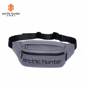Outdoor Sports And Leisure Waterproof Mens Waist Bag Multifunctional Riding Waist Bag Mobile Phone Camera Canvas rjXO#