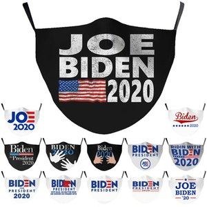 13 стиль творчества Джо Байдена маска Взрослые Чайлдс 2020 США Выборы Поставки маска для лица Keep America Great Trump Mouth маска DHD789