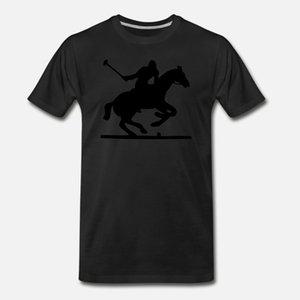 pônei de polo icónica com camisa homens piloto Camisas personalizadas de algodão S-XXXL Carta Interessante camisa cómico Primavera Outono Único