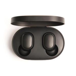 Xiaomiyoupin redmi AirDots S Bluetooth 5.0 Oreillettes écouteurs stéréo sans fil casque TWS SBC Mignon Mini lumière écouteurs automatique de charge Box