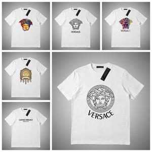 Lüks Erkek Desgner Uzun Kollu T Shirt Moda Erkekler Kadınlar Hoodie Desgner Baskılı Uzun Kollu Tee Boyut S-XXL 45637