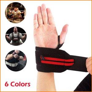Koruyucu Bilek Desteği Gym Weight Bandaj Spor / lot Ayarlanabilir Spor Kayış, Adet Bileklik, Kaldırma 2 worldkick2018 OIaXH