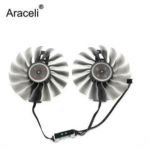95MM GAA8S2U GTX1080TI 1070 980TI GPU Card Cooler Fan for GeForce MAXSUN GTX 1080 TI 1080 980 ti Graphics Cards As Replacement