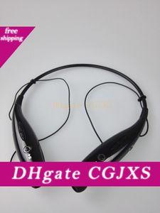 Hbs730 casque sans fil Bluetooth écouteurs CSR4 .0 sport Neckband mains libres casque pour Smartphone 100pcs / Lot