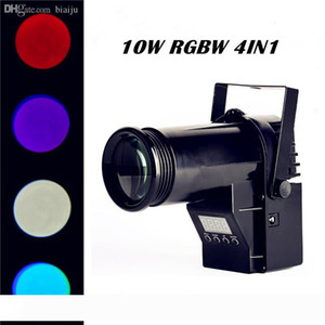 Wholesale-MiNi Eyourlife 10W CREE LED Pinspot DJ Spot Beam Light Stage Party Bar Effect Colourful Lighting Effect Free Shipping