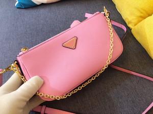 bolsos de diseño de alta calidad calle letras señoras del monedero de la marca famosa bolso de la manera esencial Wallat