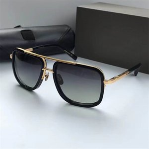 Ücretsiz küresel lojistik lüks en kaliteli UV400 güneş gözlüğü BİR son tasarım klasik moda stil kadın ve erkek MACH