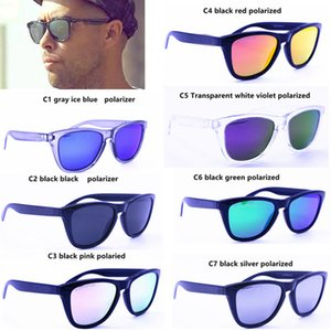 New fashion men's women's sunglasses UV400 polarizing glasses 7 style options with box and all accessories free shipping