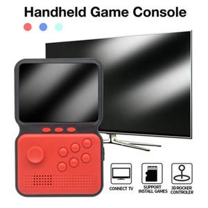 M3 Portable Box Power Console de jeux vidéo de poche Arcade Fighting Avec TF-900 Mise à niveau Bulit dans les jeux Retro Pocket manette de jeu Console