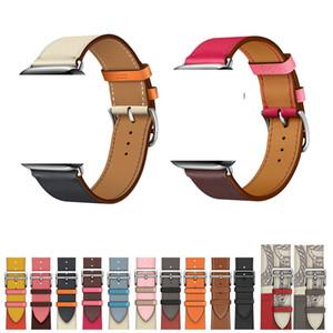 Designer Cinturino 38 millimetri 40 millimetri cinghie di lusso della fascia del cuoio astuta cinghie 42 millimetri 44 millimetri cinturino cintura Bracciale