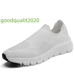 VEAMORS Women Men Beathable Fabric Man Casual Mesh Comfortable Slip Sock Shoes Male Female Sneakers