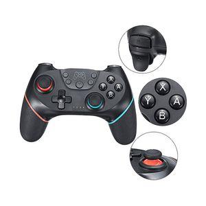 Interruptor sin hilos del juego palanca de mando para Nintendo NS Pro Consola Bluetooth Gamepad PC androide Accesorios Controle