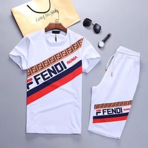 20ss Avrupa tasarımcı spor erkek lüks erkek spor giyim koşu giyim gündelik kadın spor Medusa kısa kollu elbise
