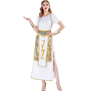 M-XL Halloween grec ancien Wonder Woman Loves Cléopâtre Costume adulte Femme Aquaman cosplay