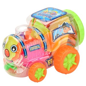Most Popular Toy Plastic Pretend Play Toy Kid Trolley Shopping Cart Vegetable Set for Baby Toy