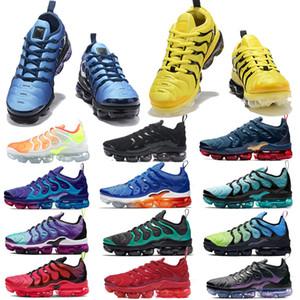 2020 새로운 도착 TN 플러스 SE 남성 울트라 배 블랙 INVERSE SUNSET 무연탄 게임 로얄 호넷 남성 트레이너 스포츠 운동화 신발을 실행