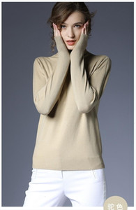 Winter Autumn Women Turtleneck Pullover Sweater Soft Jumper Long Sleeve Warm Thick Slim Fit Tops drop shipping