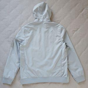 Новое поступление # 40927 Горячая мода осень зимние куртки легкие мягкие оболочки куртки дизайнер мужская куртка модный свитер