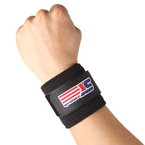 2 PCS Adjustable Elastic Stretchy Wrist Support Tenis Tennis Sports Breathable Wristband Fitness Wrist Wraps Joint Brace Band