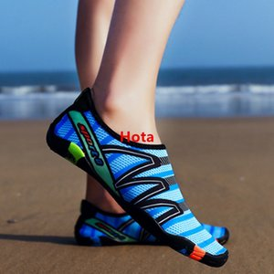 Super sell-Diving Snorkeling Shoes Speed Interference Water Upstream Shoes Outdoor Beach Shoes Men And Women Swimming Sh