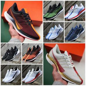 Diseñador 2020 nuevos zapatos de Air Zoom Pegasus Turbo hombres para hombres y mujeres capacitadoras transpirable neto de gasa zapatos de deporte zapatillas de deporte casual de lujo