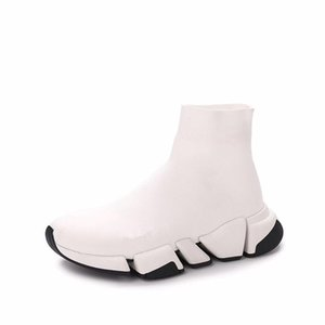 The latest top version of the lovers socks boots Slim stretch socks Super elastic wear resistant sole casual shoes
