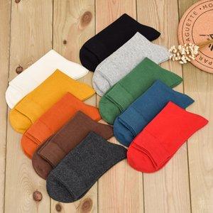 DRfmY New Cotton Xinmian 60011 shang wu chaussettes wa 6001 chaussettes pour affaires pour hommes de sexe masculin 60011