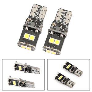 1Pair 5Pair Car Headlights T10-6W 3030-White 12V LED Canbus Error Free Side Wedge Light Lamp Bulb Auto Accessories Parts
