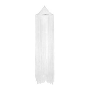 Элегантный круглый Lace насекомых Bed Canopy Сетки занавес е Москитная сетка, Белый