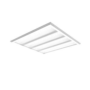 yerine geleneksel ızgara lamba tavan lambası 48W 72W 96W 120W ızgara lamba 595 * 595