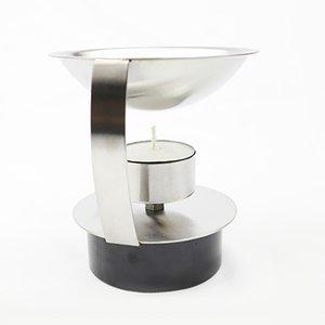 Con una cuchara de fusión del acero inoxidable de bricolaje Cuentas de cafetera eléctrica Herramienta Sello de la cera del horno