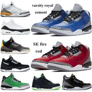 Nouveau haut Jumpman Chaussures de basket-Varsity ciment royal SE feu rouge UNC 2020 Hommes Femmes d'athlétisme Chaussures de sport mocha animaux Instinc 2.0 Formateurs