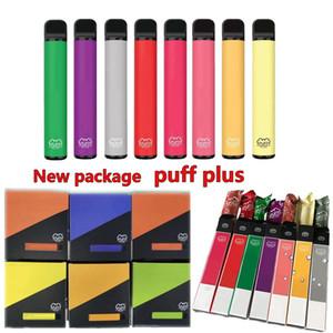 Sıcak Puff Bar ek tek Vapes Cihaz Pod Seti Kartuşları Vape 3.2ml 800 puffbars Kalem 20 Flavs Vape Sepeti Ambalaj e cigare boşaltın
