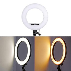 LED Ring Light Ring lamp 10 inch Youtube Makeup Video Live Shooting with phone holder Tripod Stand Selfie Ringlight Circle Tikok Lamp