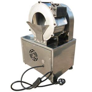 CE Commercial électrique coupe-légumes Processeur Trancheuse de pommes de terre carotte coupe Machine automatique de coupe