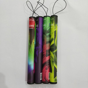 Chinavapes Shisha Time E Cokah 500 Puffs Pipe Pen Electronic Cigarette Sticks Shi Sha Checkah Одноразовый слойный бар плюс набор свечения