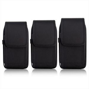 Bel Çantası Fanny Paketi Siyah Klasik Kemer Kılıf iPhone Bel Bag Klip Asma THINKTHENDO Telefon Kılıfı