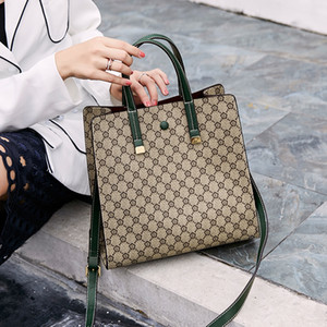 Business Bucket Quality Capacity Crossbody Fashion High-capacity Handbags Shoulder Top Large Women Bags Ladies Travel Bags 2020 Qwoht