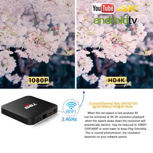 Оригинальный T95 S1 андроид 7.1 TV Box 1GB 8GB Amlogic S905W 2.4G Wifi 4K Set Top Box