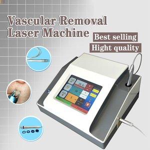 30W 980 Nm diodo láser vascular ablación, la piel vena facial certificado CE para fisioterapia y arañas vasculares Tratamiento vena facial con láser de 980 nm
