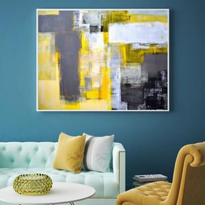 GOODECOR Özet Akrilik Living Room için Nordic Özet Picture dropshipping Kanvas Baskı Duvar Sanatı yağlıboya resim